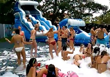 Foam Party & More (Indoor & Outdoor)