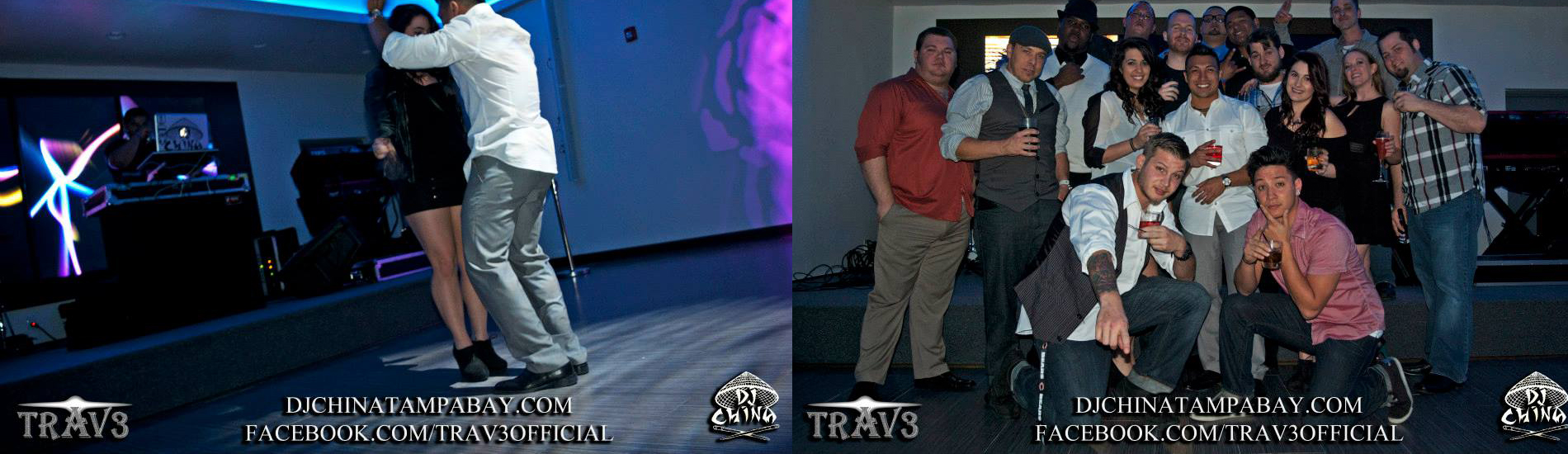 Tampa DJ Entertainment Services